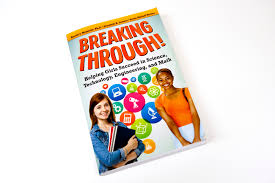 be brave go stem uconn today book cover breaking through helping girls succeed in science technology engineering