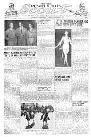 The Pendleton Scout - Vol. 5, <b>No</b>. <b>36</b> - Sep 5, 1947 by MCBCP ...