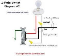 wiring single pole light switch diagram images wiring single pole light switch circuit wiring diagram