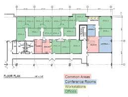 executive suites floor plan business office floor
