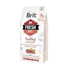 <b>Brit Fresh Beef</b> with Pumpkin Puppy Large 12 kg