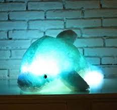 Kenmont Glowing LED Night Light Glow Dolphin ... - Amazon.com