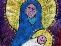 Byzantine art , mosaics: лучшие изображения (47) | Byzantine art ...
