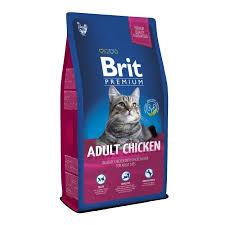 <b>Brit Premium Cat Adult</b> Chicken 8kg | Shopee Malaysia