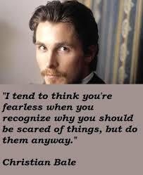 Christian Bale Quotes | Great Qoutes | Pinterest