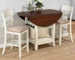 Kitchen Tables For Small Areas Round White Dining Room Table Hd5800 Homey Design Royal Dining