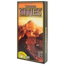 «<b>Дополнение для настольной</b> игры 7 чудес: Города (на ...