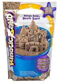 Купить <b>Кинетический песок</b> Kinetic Sand Морской песок ...
