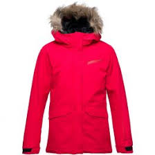 ROSSIGNOL <b>GIRL</b> PARKA JACKET <b>Ski jackets</b> CLOTHING ...