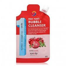 Пузырящаяся <b>пенка</b> Eyenlip <b>Red</b> Toks Bubble Cleanser купить