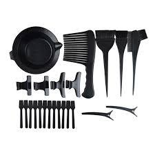 <b>Hot Sale</b> 5pc <b>Hair</b> Combs Anti static Carbon <b>Hair</b> Brushes <b>Pro</b> Salon ...