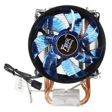 ED CPU Cooler Cooling Fan Quiet Fan Cooler Copper Heatsink ...