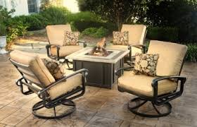 fire pit chairs set  patio furniture with fire pit marvelous in inspirational home designi