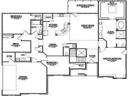 Most Popular Floor Plans Popular Ranch Floor Plans  best