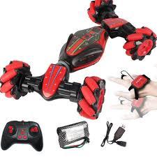 Remote Control Stunt Toy Car, <b>2.4G Gesture</b> Sensing Remote ...