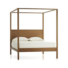 osborn queen 4 poster bed crate and barrel for master bedroom in bhg bhg bedroom ideas master