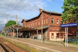 Finsterwalde (Niederlausitz) station