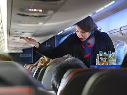 6 things <b>flight attendants</b> want to tell you but can't, <b>Business</b> Insider ...