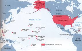 unit imperialism world war i map u s possessions in the pacific