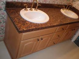 diy tile kitchen countertops: image of mosaic tile countertops pictures
