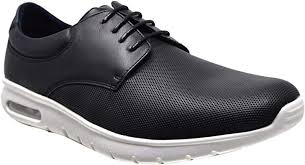 <b>Mens New</b> Smart Casual <b>Formal</b> Lace Up Leather Brown Tan Derby ...