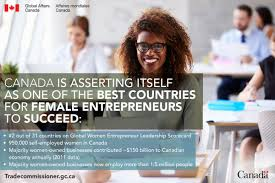 econ dev canecondev twitter is proud to be one of the best countries for female entrepreneurs to succeed our women make shine iwd2017pic com ulccfipzyr