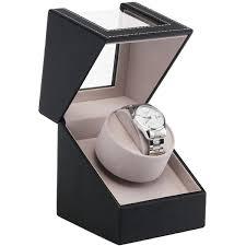 High Class <b>Motor Shaker Watch Winder</b> Holder Display Automatic ...