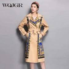<b>WQJGR 2019</b> Autumn and Winter Long Trench Coat ...- <b>WQJGR</b> ...