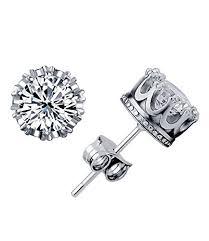 Celebrity Jewellery 925 Sterling Silver Shining AAA <b>Cubic Zirconia</b> ...