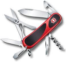 Купить <b>Нож перочинный Victorinox EvoGrip</b> 14 2.3903.С 85мм 14 ...