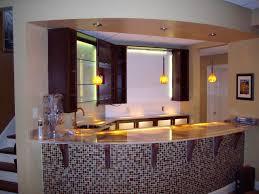 tiles and custom bars bar top lighting