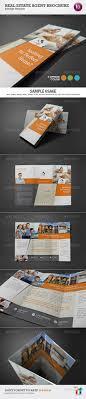 real estate agent brochure template by antyalias graphicriver real estate agent brochure template corporate brochures