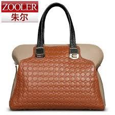 <b>ZOOLER BRAND Genuine Leather</b> bag bags Handbags women ...