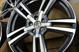 "<b>Диск колесный 20x8</b>"" 5-Double Spoke Tech Black Diamond"