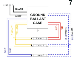 allanson 396 at magnetic sign ballast 18 to 24 feet total length allanson two lamp wiring · allanson three lamp wiring