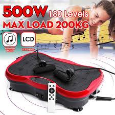 99 Levels <b>200KG</b>/<b>441lb Exercise Fitness Slim</b> Vibration Machine ...