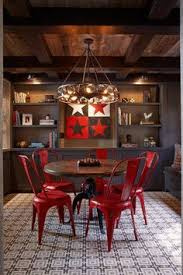 style dining room paradise valley arizona love:  ways to show year round patriotism with americana style americana interiors and gh
