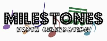 Image result for clipart for milestones