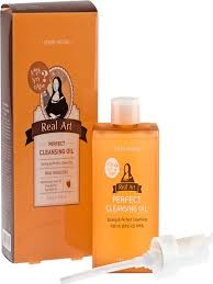 <b>Масло гидрофильное Real Art</b> Perfect Cleansing Oil 185 мл ...