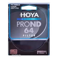 <b>Светофильтр Hoya PRO ND64</b> [67mm] купить с доставкой