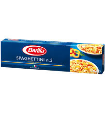 barilla integrale wholewheat pennette rigate g from ae barilla spaghettini n 3 500g
