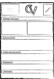 cv template uk resume example cv uk blank blank resume form resume advice resume