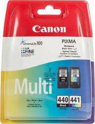 <b>Картридж Canon PG 40 Multipack</b> CL 41 0615B043AA - Чижик