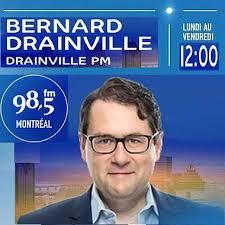 Drainville PM - 98,5fm Montréal