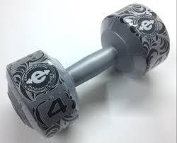 <b>Гантель Euro classic</b> 4кг ES-0378 серебро: купить за 174 руб ...