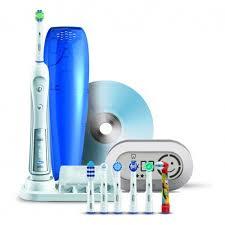 Электрическая зубная щетка Oral-B Triumph 5000 D34.575.5X + ...