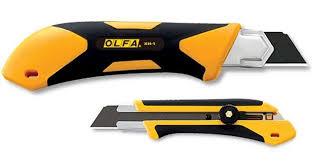 <b>Нож</b> с выдвижным лезвием, двухкомпонентный корпус ...
