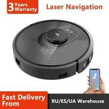 ᐅ ABIR <b>X8</b> Robot Vacuum Cleaner Laser Lidar Navigation ...