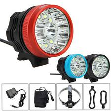 45000LM <b>13X XM-L T6</b> LED Bicycle Lamp Bike Light Headlight ...