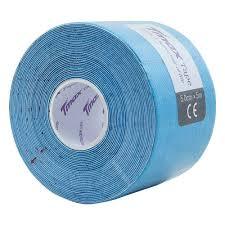 <b>Тейп кинезиологический Tmax Extra</b> Sticky Blue (5 см x 5 м ...